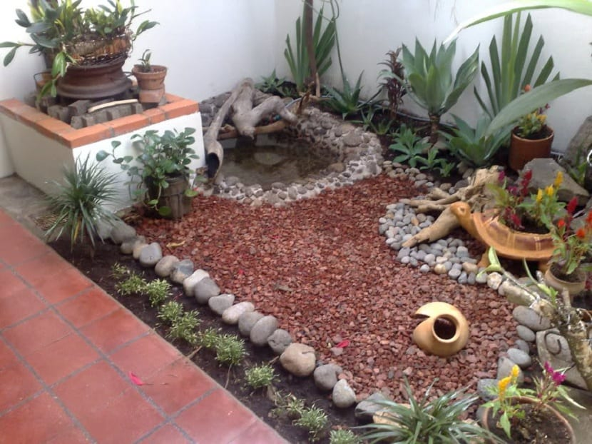 terrario para el jardin